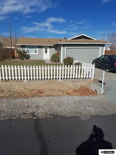 Sparks Single Family Home Active/Pending-Loan: 7425 Robert Banks Blvd