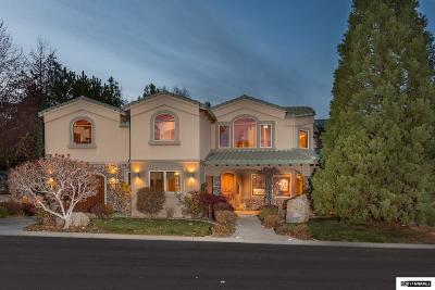 Reno Single Family Home For Sale: 2790 Spinnaker Drive
