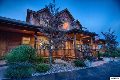 Reno Single Family Home For Sale: 6655 Timberline Court