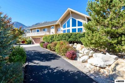 Gardnerville Single Family Home For Sale: 1272 Kingsbury Grade