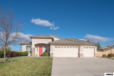 Sparks Single Family Home For Sale: 7417 Lacerta Drive