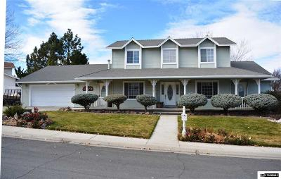 Winnemucca Single Family Home Price Reduced: 4188 Foothill Dr.