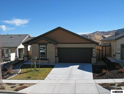 Reno Single Family Home Active/Pending-Loan: 1155 Wakefield