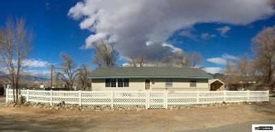 Minden Single Family Home Active/Pending-Call: 1380 Judy St.