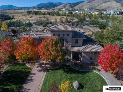 Reno, Sparks, Carson City, Gardnerville Single Family Home New: 1017 Desert Jewel Ct