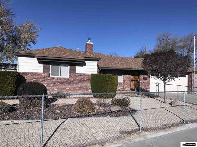 Sparks Single Family Home Active/Pending-Loan: 6 E Prater