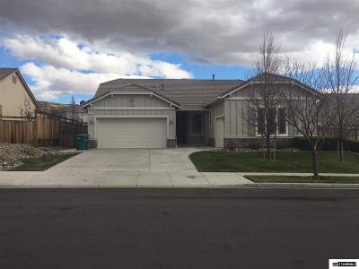 Sparks NV Single Family Home New: $394,900