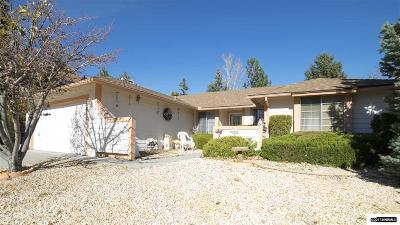 Washoe County Single Family Home For Sale: 6633 Enchanted Valley Dr