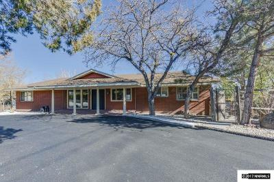 Washoe County Single Family Home For Sale: 3197 Susileen Drive
