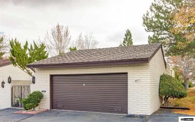 Reno, Sparks, Carson City, Gardnerville Condo/Townhouse New: 4877 Lakeridge Terrace West