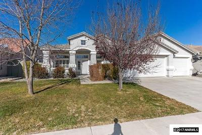 Washoe County Single Family Home Active/Pending-Call: 1825 Beringer Way