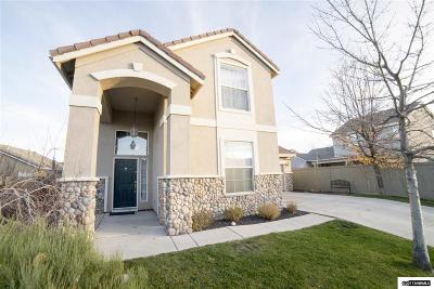 Reno Single Family Home Extended: 10220 Coyote Creek Dr