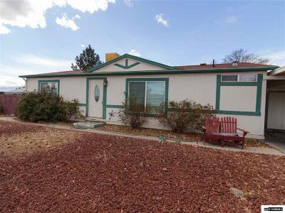 Reno Manufactured Home For Sale: 2188 Barberry