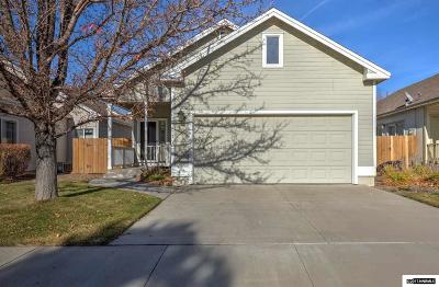 Gardnerville Single Family Home For Sale: 1477 Hussman