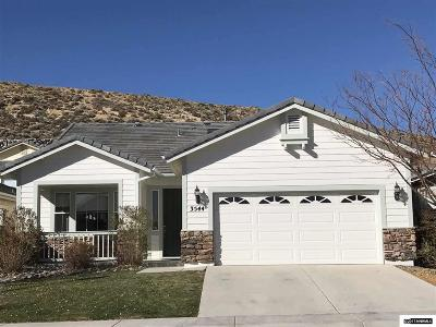 Minden Single Family Home For Sale: 3544 Long Dr.