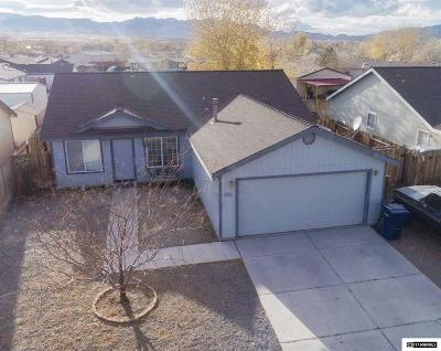Fernley NV Single Family Home For Sale: $245,000