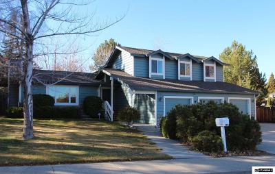 Reno Single Family Home New: 2224 Longwood Dr