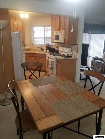Sparks NV Condo/Townhouse Active/Pending-Call: $163,500