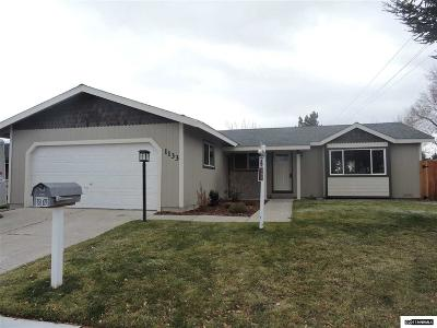 Carson City Single Family Home Active/Pending-Loan: 1133 Kingsley