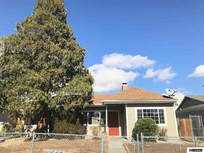 Washoe County Single Family Home Active/Pending-Loan: 625 Winston Dr