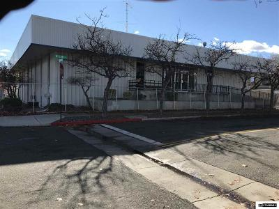 Reno Commercial For Sale: 888 Willow Street