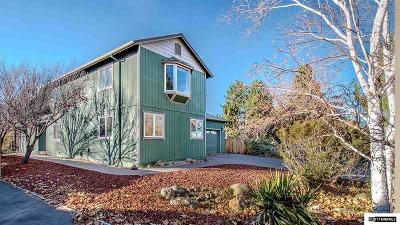 Washoe County Single Family Home Active/Pending-House: 1005 Country Estates Circle