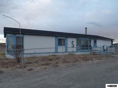 Winnemucca Manufactured Home For Sale: 3150 McRae Rd.