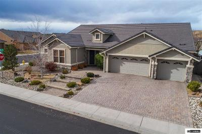 Washoe County Single Family Home For Sale: 4965 Rhine Wine Drive