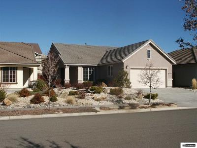 Reno Single Family Home For Sale: 1170 Meridian Ranch Dr.