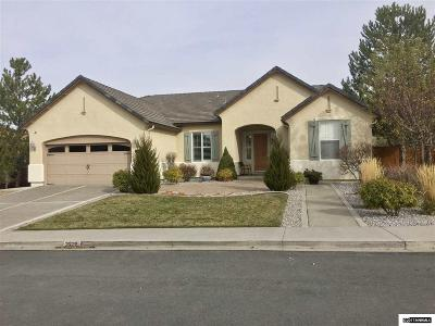 Sparks NV Single Family Home New: $474,500