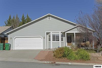 Sparks Single Family Home Active/Pending-Loan: 15 Sage Creek