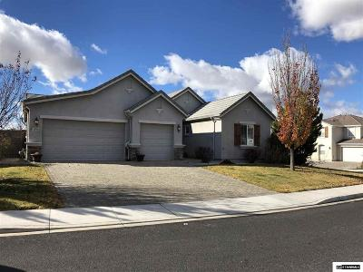 Washoe County Single Family Home Active/Pending-Call: 3595 Rock Ridge Ct.