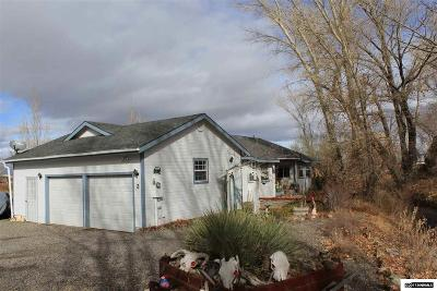Yerington Single Family Home For Sale: 3 Augusta