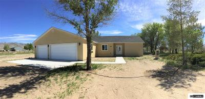 Winnemucca Single Family Home For Sale: 3510 Johnson Ln