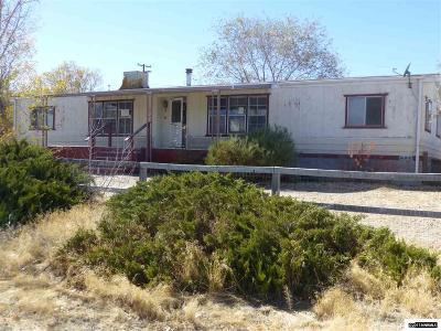 Yerington Manufactured Home For Sale: 544 Mason Ave