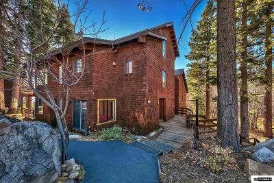 Washoe County Condo/Townhouse New: 692 Palmer Court #1