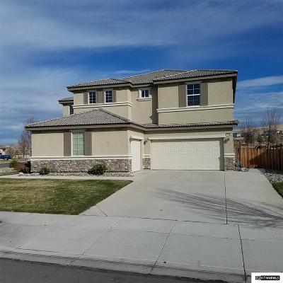 Washoe County Single Family Home New: 7196 Truth Dr.