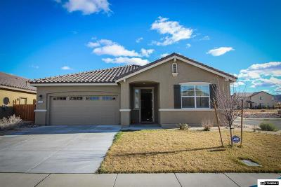 Washoe County Single Family Home New: 3767 Cetus Dr