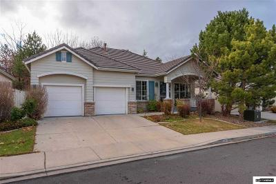 Reno Single Family Home Active/Pending-Call: 1125 Waverly Drive