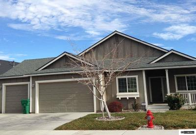 Fernley Single Family Home New: 699 Canary Circle