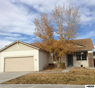 Fernley Single Family Home New: 1694 Harvest Creek Way