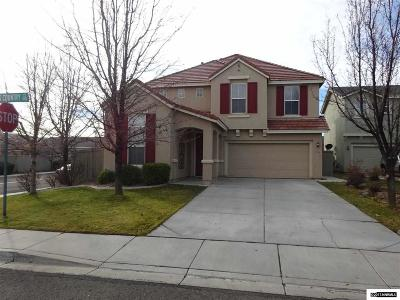 Reno Single Family Home New: 1764 Back Country