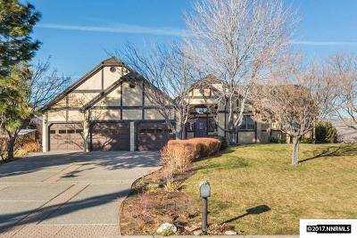 Washoe County Single Family Home New: 2200 Greensburg Circle
