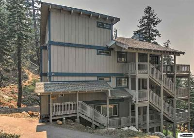 Stateline Condo/Townhouse For Sale: 758 Milky Way Court #B