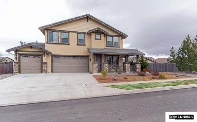 Reno Single Family Home Active/Pending-Loan: 7128 Rutherford Drive
