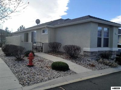 Carson City Single Family Home Active/Pending-Loan: 1233 Canvasback Dr