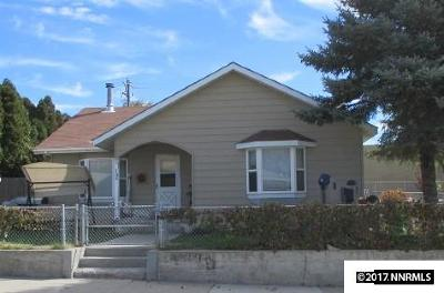Winnemucca Single Family Home For Sale: 134 E 6th St