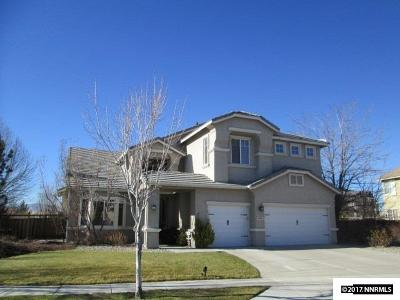 Sparks Single Family Home Active/Pending-Call: 6481 Media Court