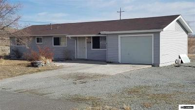 Reno Single Family Home Active/Pending-Loan: 226 Waterash St