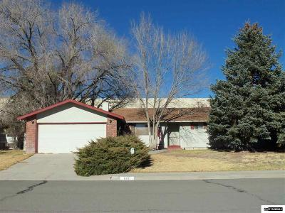Carson City Single Family Home For Sale: 500 Boulder Dr